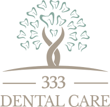 333 Dental Care logo